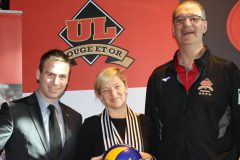 L'Université Laval sera l'hôte du championnat national de volleyball masculin