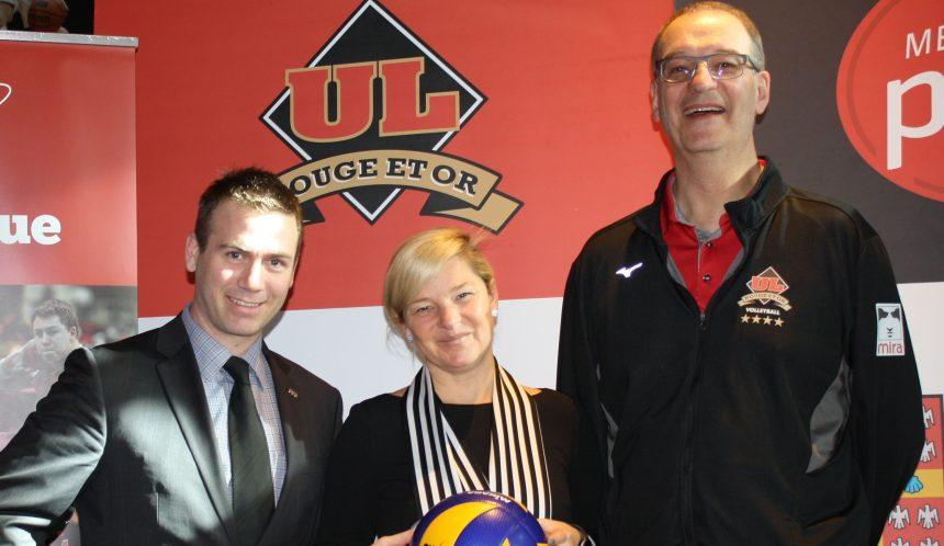 L'Université Laval sera l'hôte du championnat national de volleyball masculin