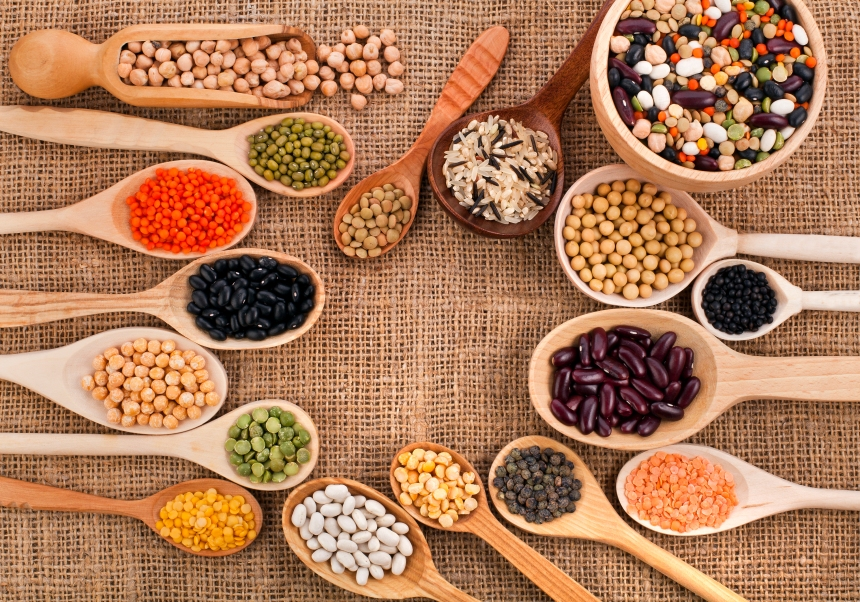 Six façons d'ajouter des légumineuses dans l'alimentation