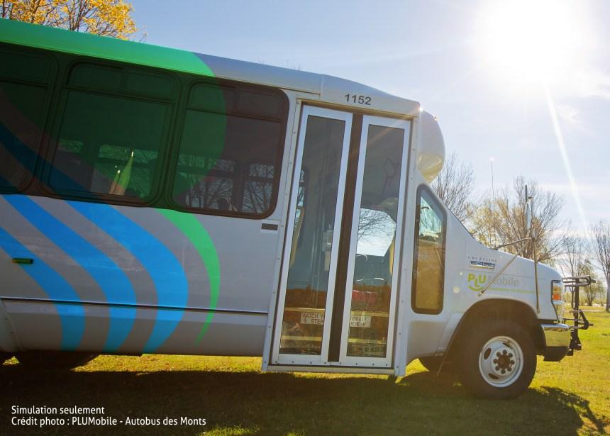Sondage sur le transport collectif à Boischatel