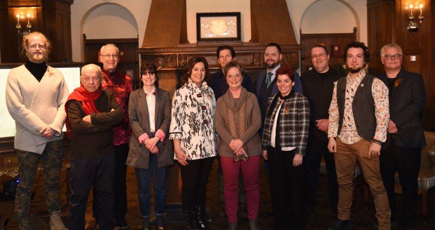 Un festival de sorcellerie à Québec