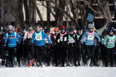Québec accueille le pentathlon des neiges