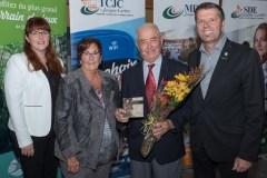 Notre histoire en mémoire: La MRC de la Jacques-Cartier se souvient