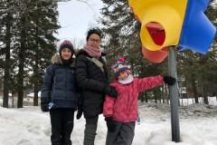 Une cour de récréation refaite à neuf à l'école Freinet