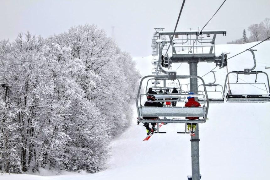 Encore du temps pour le ski de printemps