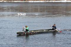 L'Université Laval se démarque avec son canoë de béton