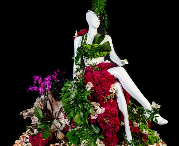 Retour de l'événement Fleurs de Villes à Place Ste-Foy