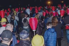 10e Marche illumine la nuit contre le cancer à Québec