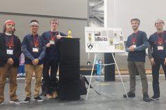 Concours de design industriel au Québec – L'argent pour l'Académie Saint-Louis