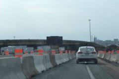 Fermeture complète de l'autoroute Henri-IV à Québec