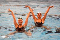Nage synchronisée – L'argent pour deux athlètes de Québec