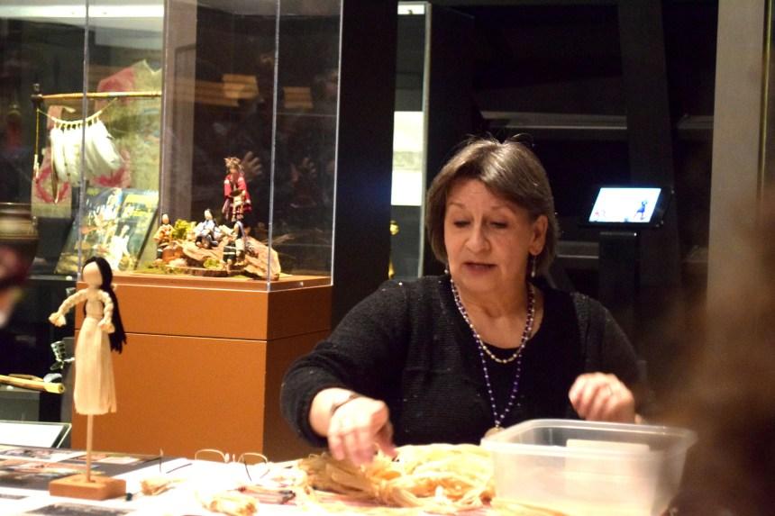 Musée huron-wendat – Transmettre les connaissances de l'art autochtone