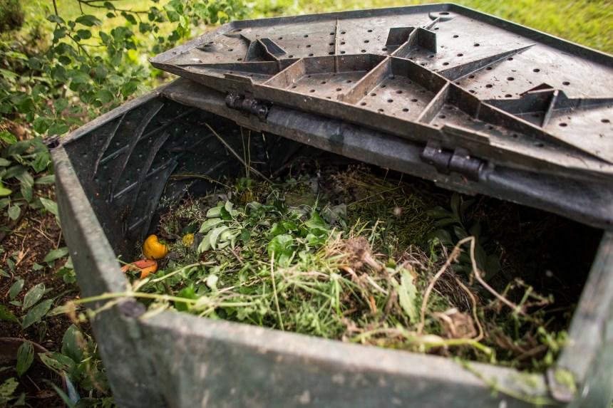 Le compostage arrive à Beauport