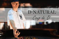 Inspiré par un collègue: le rappeur D-Natural est maintenant de retour