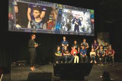 Communication extraterrestre au Festival de robotique de Québec