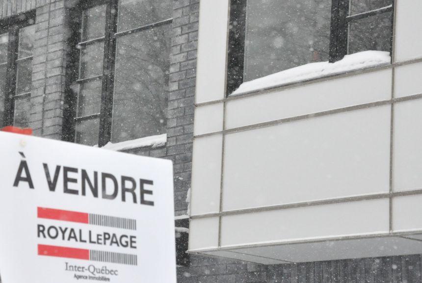 L'immobilier se maintient malgré un hiver difficile à Québec