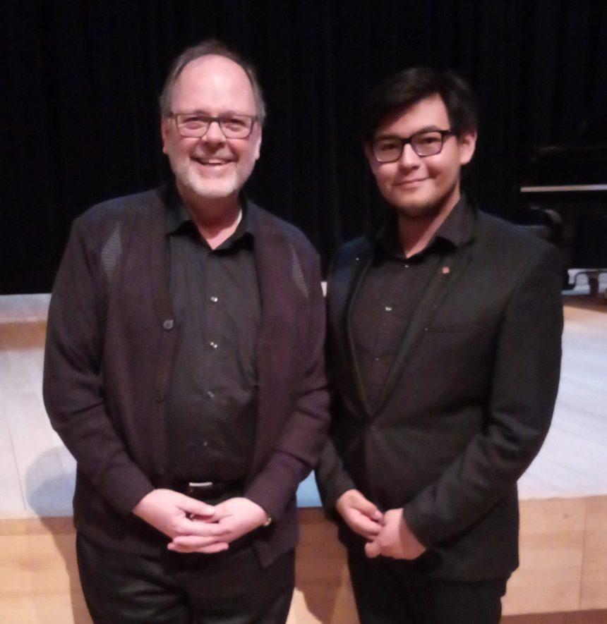 Cégep en concert: la première place pour un interprète de Franz Liszt