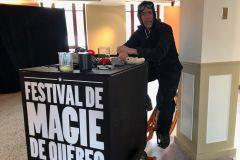 Plus de maturité pour le 9e Festival de magie de Québec