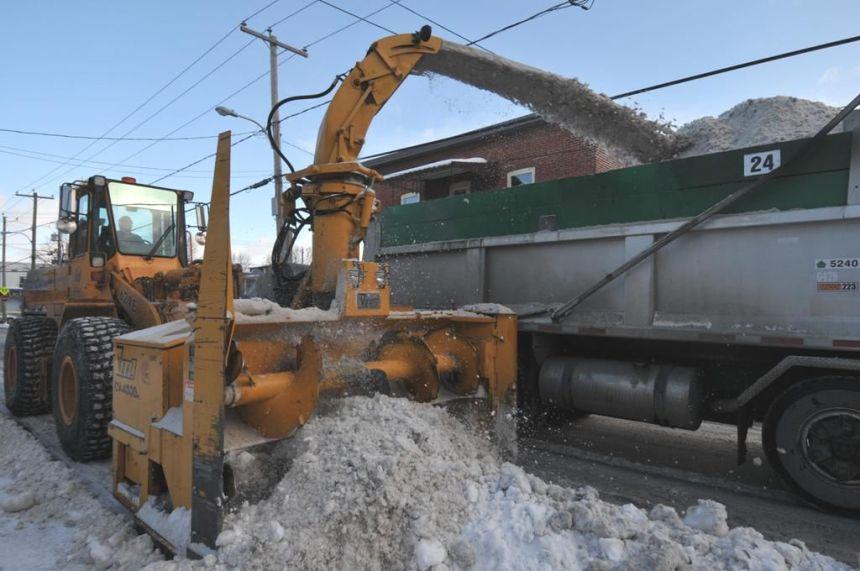 Conditions climatiques hivernales: les équipes de la Ville de Québec sont prêtes