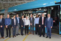 Le Réseau de transport de la Capitale teste des bus électriques