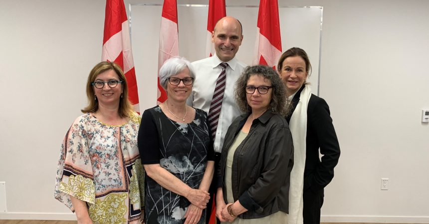 Investissement dans des organismes de femmes à Québec