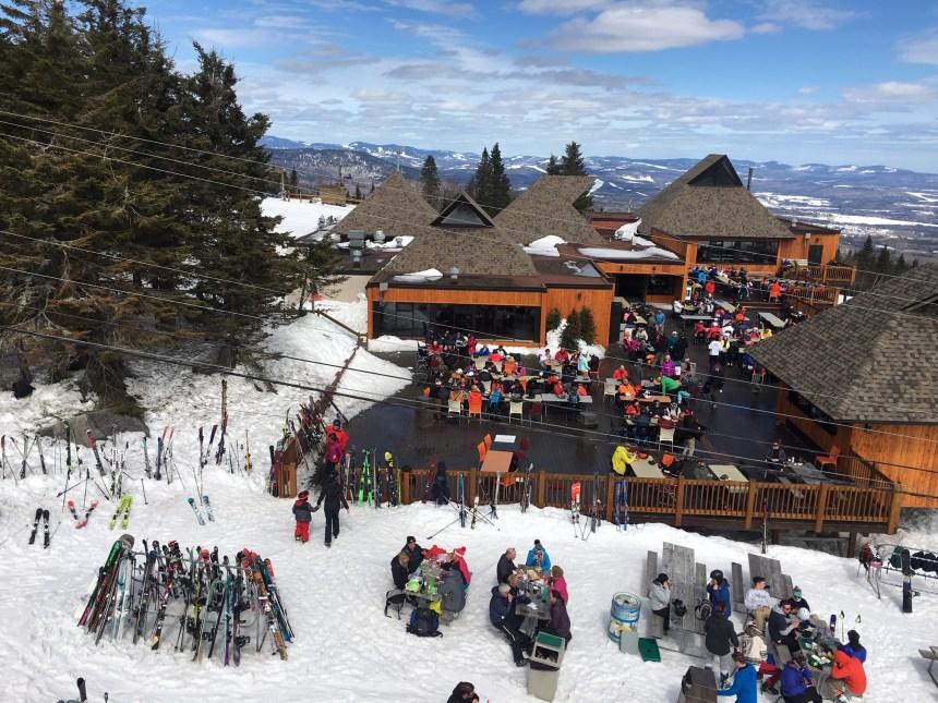 Dernière journée de ski demain au Mont-Sainte-Anne