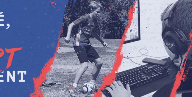Immersion internationale en camp Esports à Montréal pour des jeunes Français