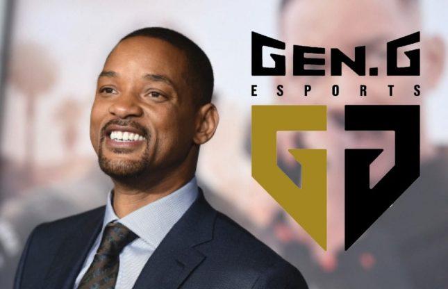 Will Smith investit et s'implique dans les sports électroniques