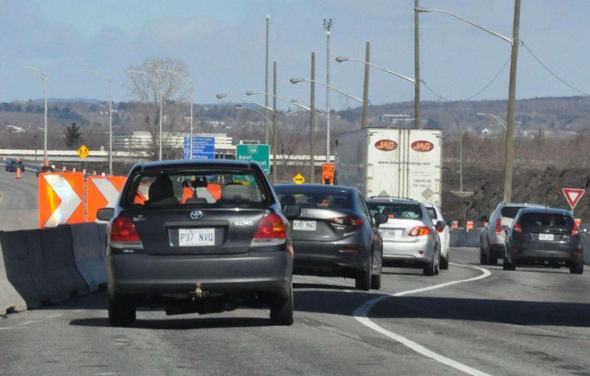 Congestion et déplacements accrus confirmés à Québec