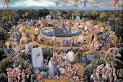 Inspiré par Bosch, Dalì et Magritte à 25 ans