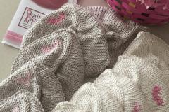 Des nichons tricotés pour celles qui n'en ont plus
