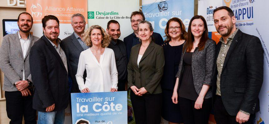 Lancement de la Campagne «Mon emploi sur la Côte»