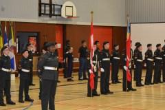 Les cadets ont la cote à Charlesbourg