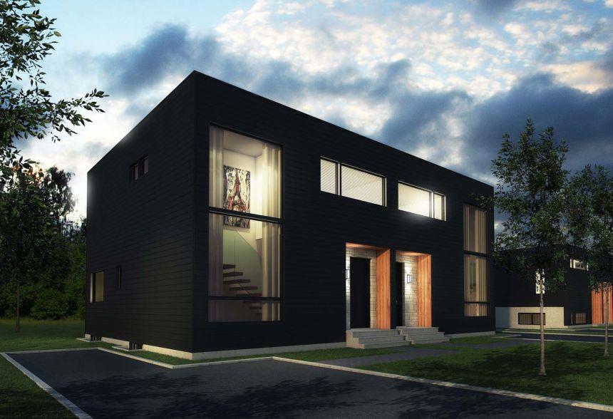 Nouvelle version du projet résidentiel Le Nômade à L'Ancienne-Lorette