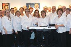 Concert printanier de Chant Libre à Saint-Augustin