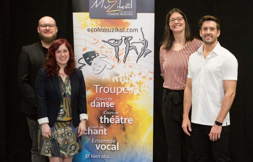 Comédie musicale – Une première école professionnelle implantée à Québec