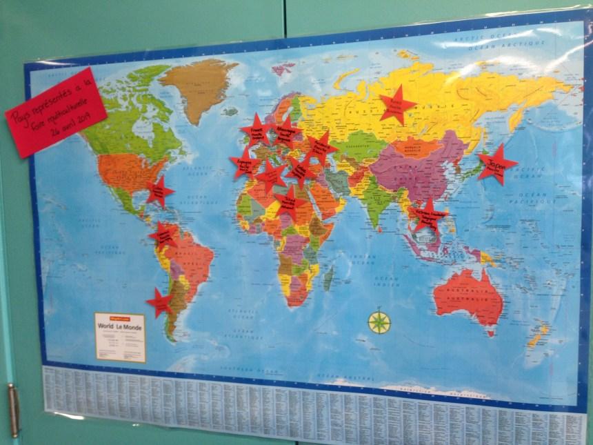 Ouverture sur le monde à l'école Saint-Louis-de-France