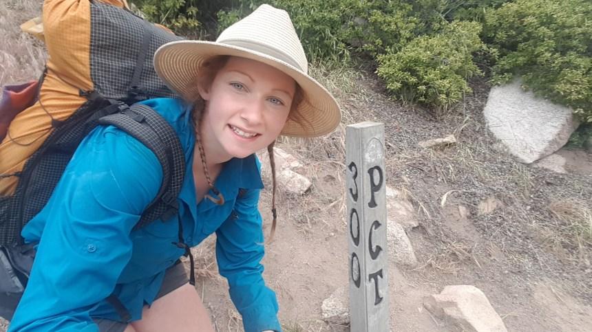 Le Chemin des crêtes du Pacifique – Un bon départ pour Alexandra Hémond
