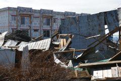 Effondrement d'une grange – Des résidents de la Côte de l'érable s'inquiètent