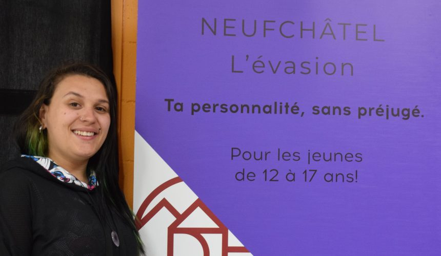 Maison des jeunes l'Évasion de Neufchâtel – Rayonner dans son quartier