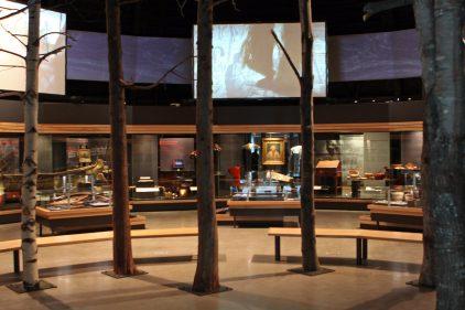 Le Musée huron-wendat reçoit l'agrément du ministère de la Culture et des Communications
