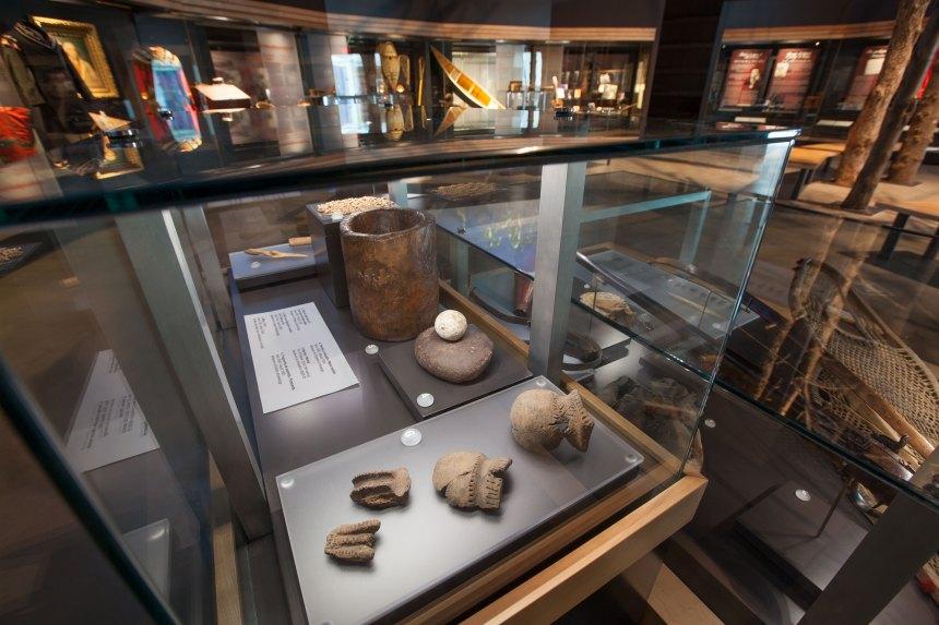 Réouverture du Musée huron-wendat
