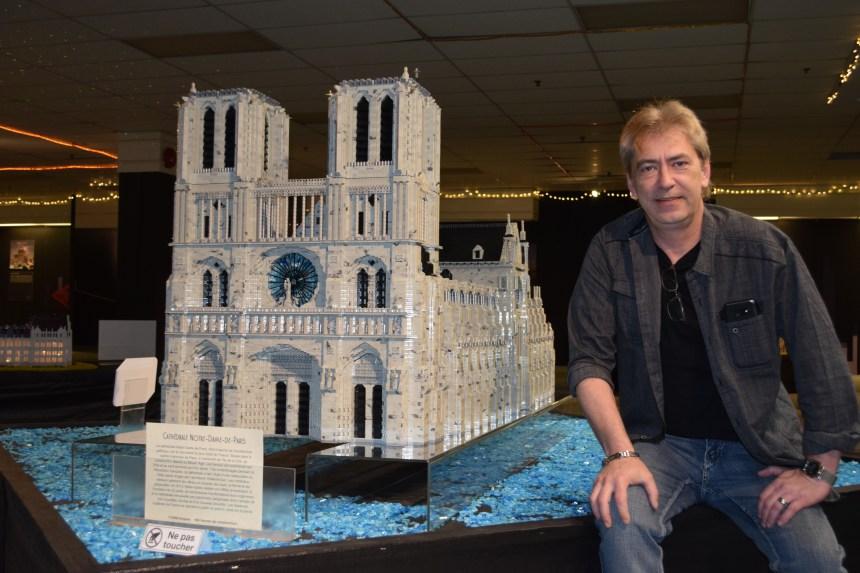 Musée miniature Ludovica – Dévoilement de Notre-Dame de Paris