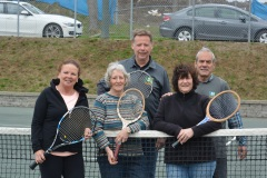 Le club de tennis Fargy fête ses 50 ans: combiner tennis et plaisir depuis cinq décennies.