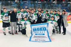 Programme de hockey Samuel-de Champlain: une saison inoubliable