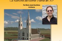 Conférence sur les cinq églises La Nativité de Notre-Dame de Beauport