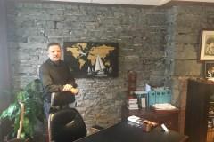 Lancer son bureau d'affaires dans une maison centenaire: processus difficile, résultat spectaculaire