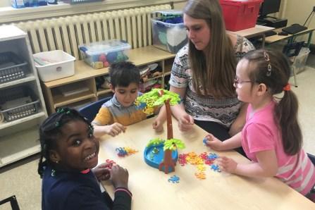 Maternelle quatre ans: portes ouvertes à l'École de la Pléiade pour clarifier les choses