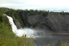 Parc de la Chute-Montmorency: important changement au mode de tarification