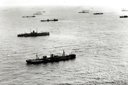 La Marine royale canadienne commémore la bataille de l'Atlantique